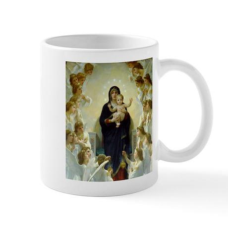 Bouguereausquare3 Mugs
