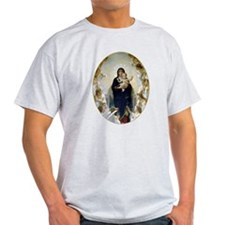 Cute Blessed virgin T-Shirt