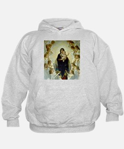 The virgin mary Hoodie