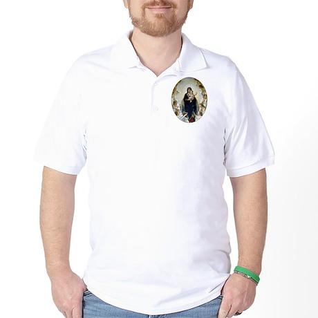 Bouguereau Golf Shirt