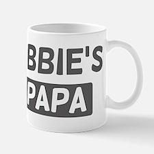 Abbies Papa Small Small Mug