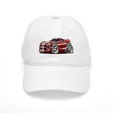 Viper GTS Maroon Car Baseball Cap