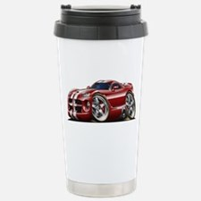 Viper GTS Maroon Car Travel Mug