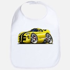 Viper GTS Yellow Car Bib