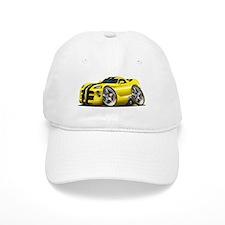 Viper GTS Yellow Car Baseball Cap