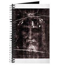 Cute Jesus face Journal
