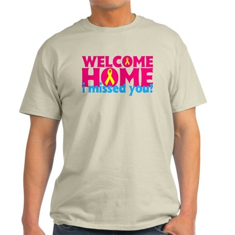 WELCOME HOME RIBBONS Light T-Shirt