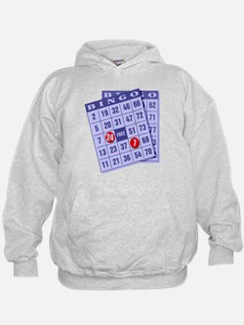 Bingo 24/7 Hoodie