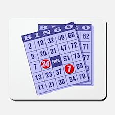 Bingo 24/7 Mousepad