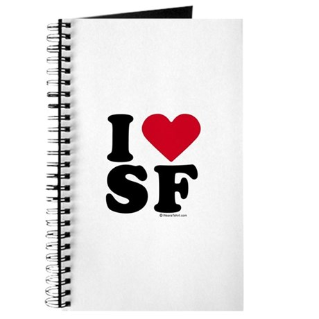 I Love San Francisco ~ Journal