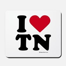 I Love Tennessee ~  Mousepad