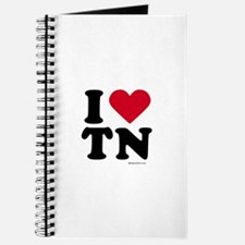I Love Tennessee ~ Journal