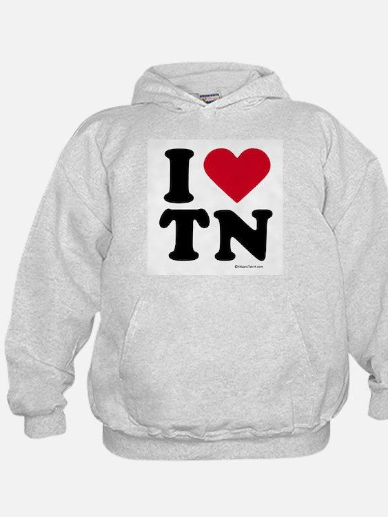 I Love Tennessee ~  Hoodie