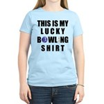 Lucky Bowling Shirt Women's Light T-Shirt