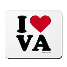 I Love Virginia ~  Mousepad