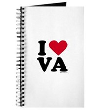 I Love Virginia ~ Journal