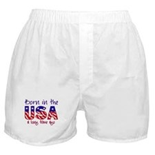 born in the USA Boxer Shorts
