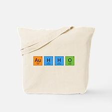 Au H2 O (Goldwater) Tote Bag