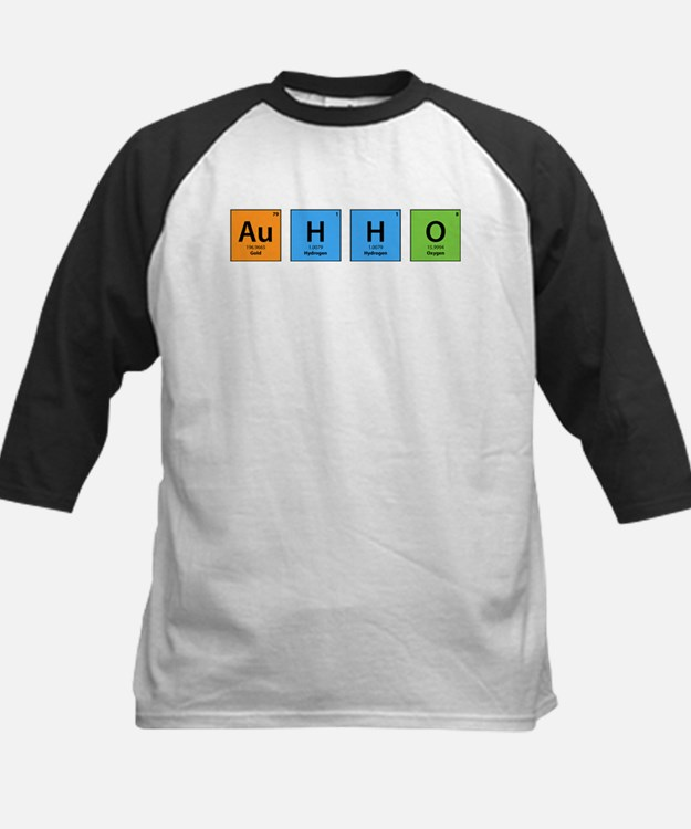 Au H2 O (Goldwater) Tee