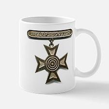 sharpshooter medal Mug