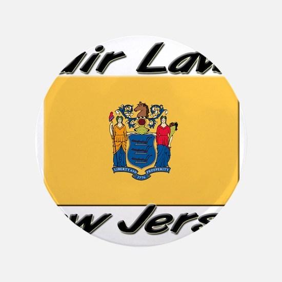 """Fair Lawn New Jersey 3.5"""" Button"""