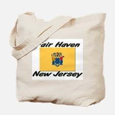 Fair Haven New Jersey Tote Bag