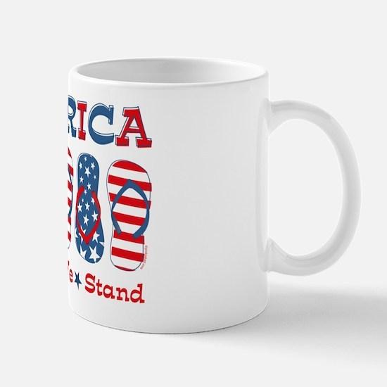 Flip Flop America Mug