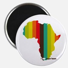 I heart Cape Town Magnet