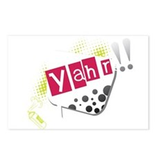 Yahr! Postcards (Package of 8)