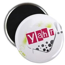 "Yahr! 2.25"" Magnet (10 pack)"