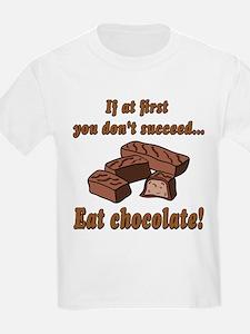 Eat Chocolate! T-Shirt