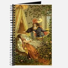 Vintage Sleeping Beauty Journal