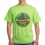 4th of July 2009 Souvenir Green T-Shirt