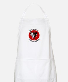 Have a Heart BBQ Apron