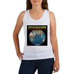 2010 Annular Solar Eclipse Women's Tank Top