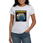 2010 Annular Solar Eclipse Women's T-Shirt