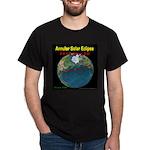 2012 Annular Solar Eclipse Dark T-Shirt