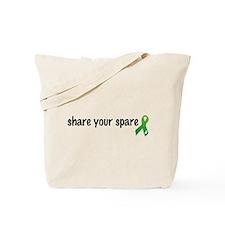 Cute Organ sharing Tote Bag