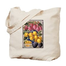 Plum First-Best Tote Bag