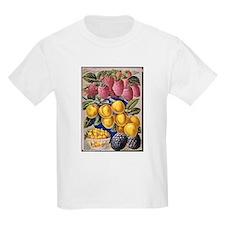 Plum First-Best Kids Light T-Shirt