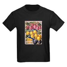 Plum First-Best Kids Dark T-Shirt