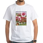 Ellen Verbena White T-Shirt