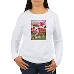 Ellen Verbena Women's Long Sleeve T-Shirt