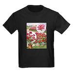 Ellen Verbena Kids Dark T-Shirt
