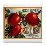 Hood River Tile Coaster