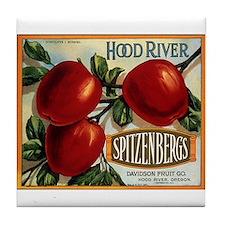 Hood River Tile Coaster
