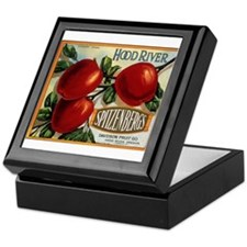 Hood River Keepsake Box