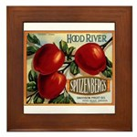 Hood River Framed Tile