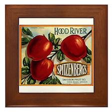 Hood River Framed Tile