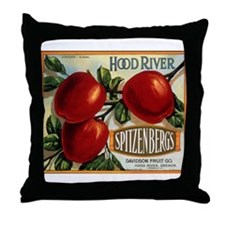 Hood River Throw Pillow